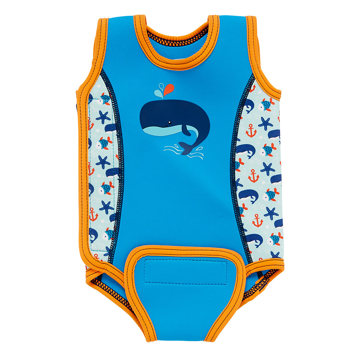 Image of Mothercare Baby Warmers Blue 612 Months